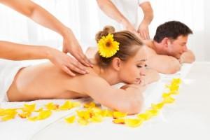 Masaje relajante y estimulante